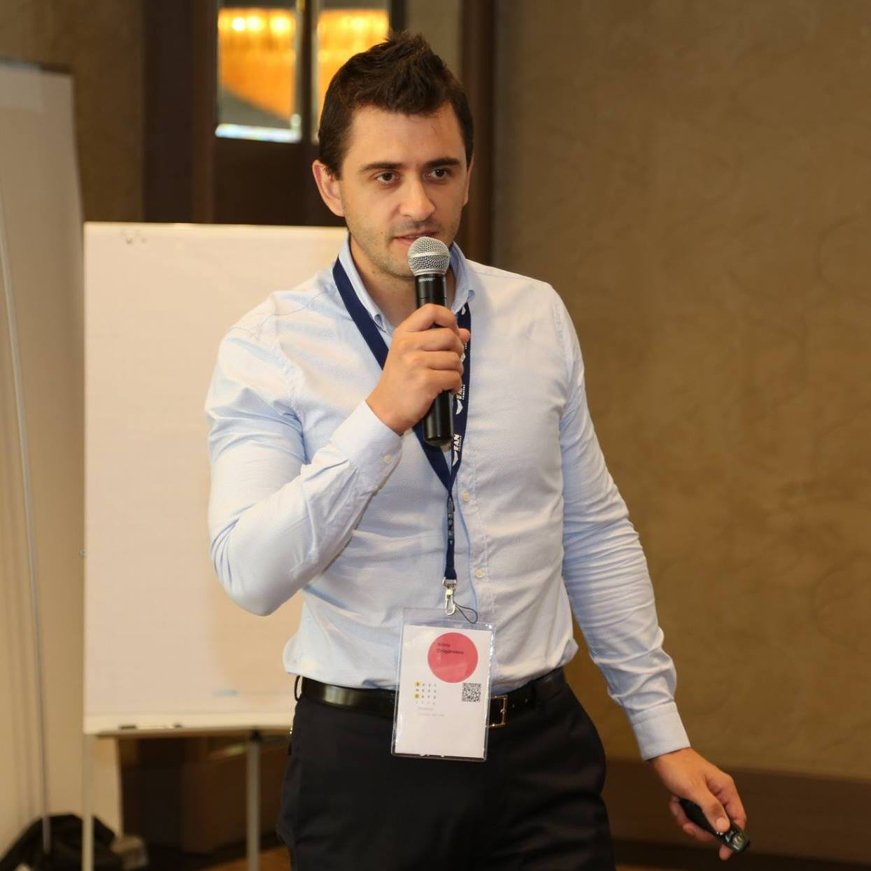 Silviu Draganescu - Marketing Manager Livsim Policom